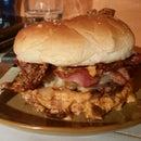 Ultimate Bacon Burger (organic style)