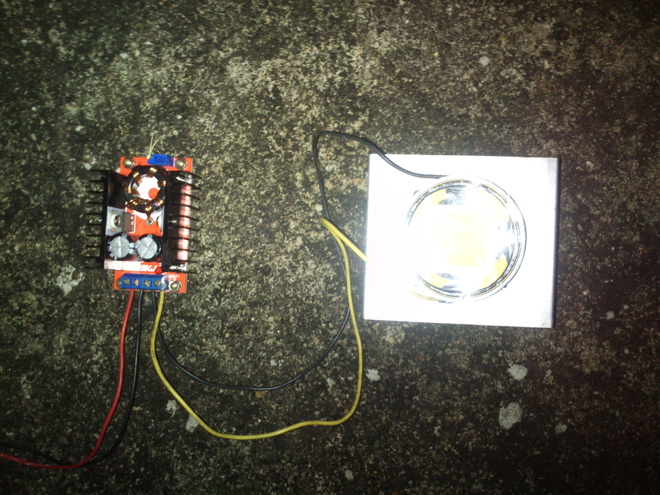 Picture of 100W LED