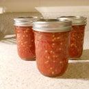 Gingered Hot Pepper Jelly