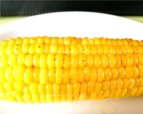Picture of Juicy BBQ Corn on the Cob
