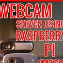 Multiple Webcam Server With Motion Detection Using Raspberry Pi