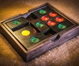 Khun Phaen (Klotski) Puzzle