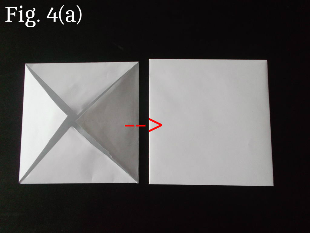 Picture of Flipping the Smaller Square