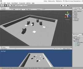 How to Make a Simple Game in Unity 3D