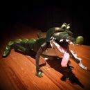 CYT Tick Tock Crocodile Costume