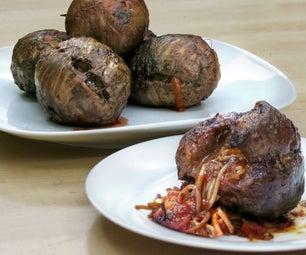Frankenstein's Meatballs