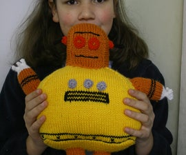 Knit your own Instructables Robot