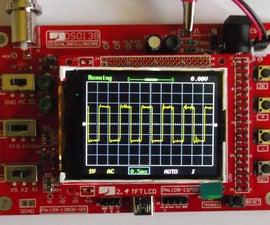 Digital Oscilloscope Kit - DSO138