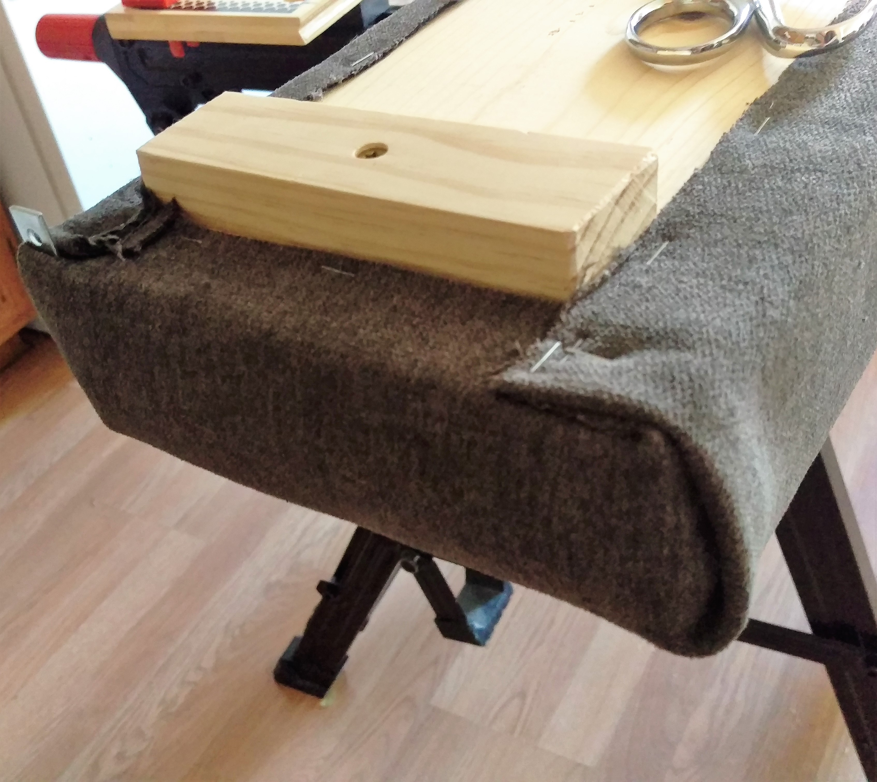 Picture of Upholster Shelves