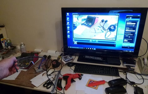 Modify DIY Spectacles / Goggles With a Webcam to Record Video