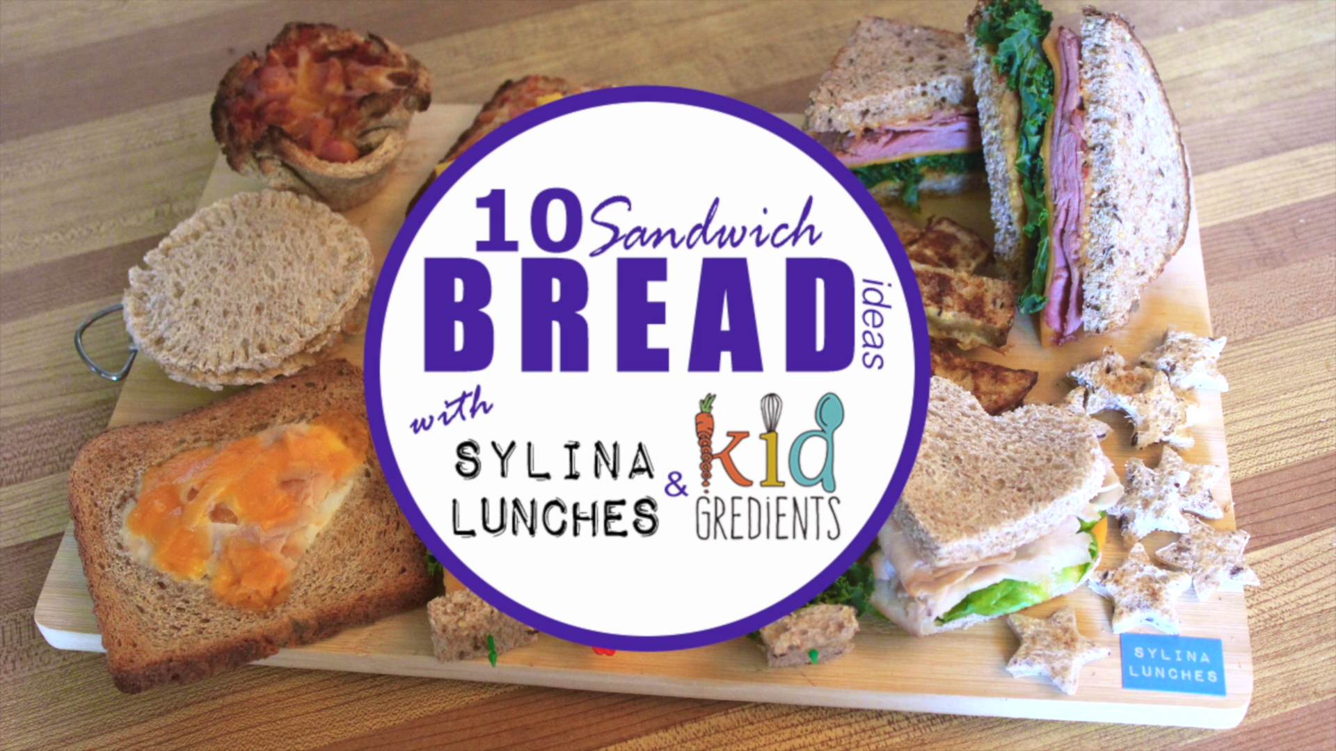Picture of 10 WAYS TO USE SANDWICH BREAD FOR LUNCH