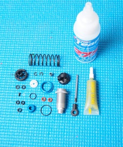 Gather Parts and Tools