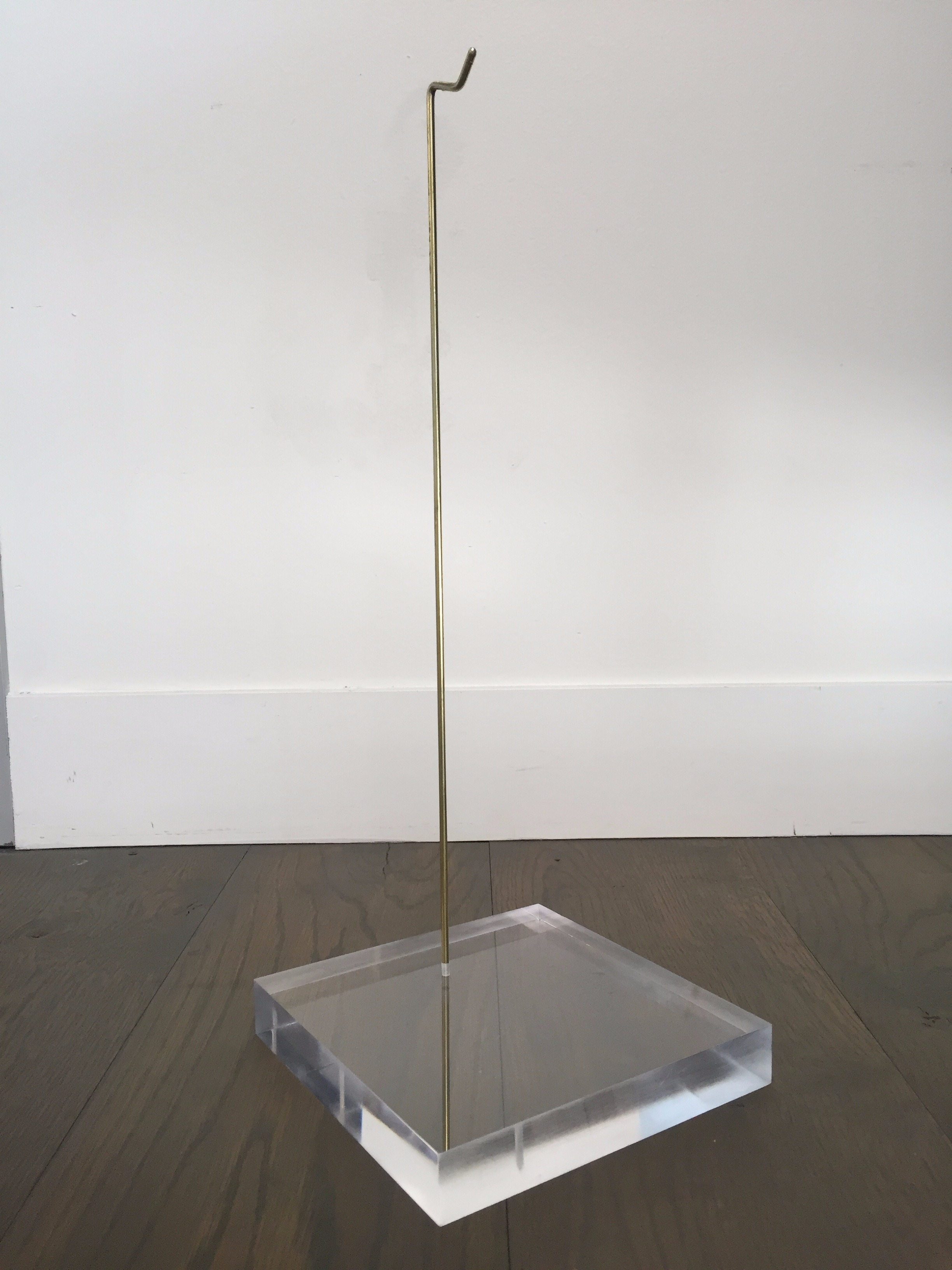 Picture of Classic Brass & Acrylic Stand