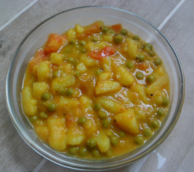 Picture of Potato Gravy Curry