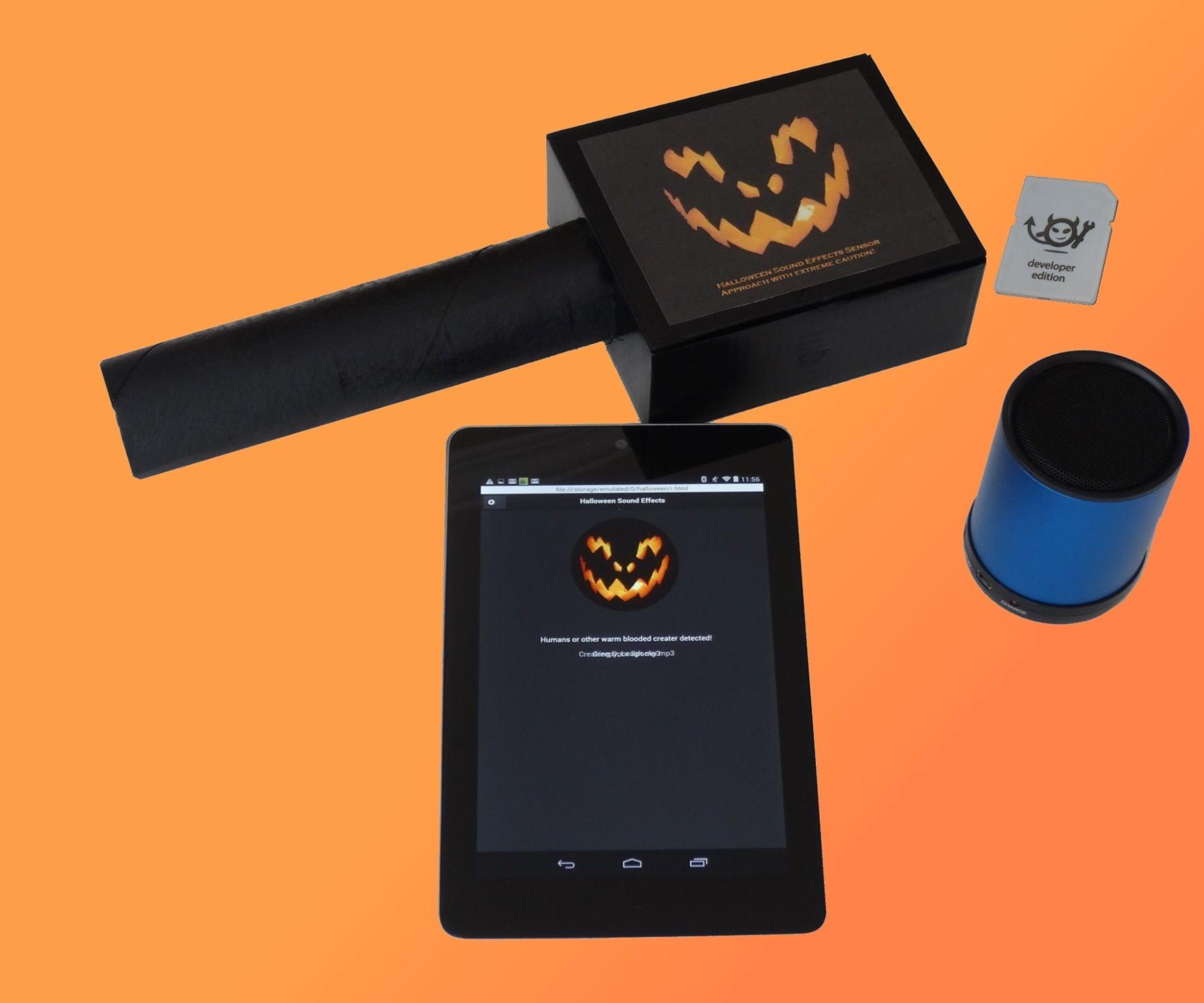 Wireless Halloween Sound Effects: 6 Steps