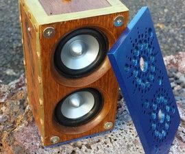 Steampunk Bluetooth Speakers