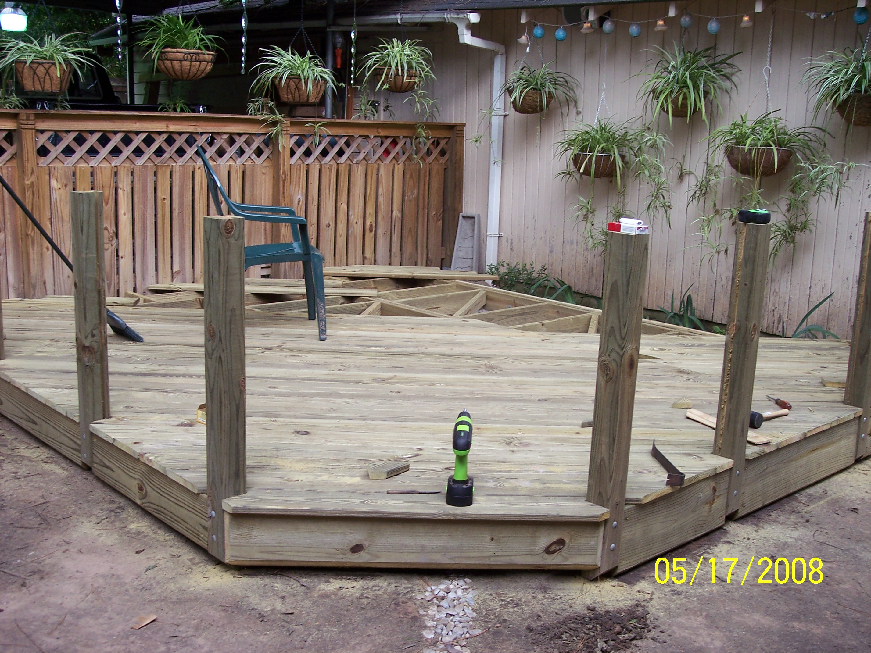 Picture of How to Build a Deck