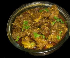 Mutton Kuzhambu | South Indian Mutton Curry | Tamil Mutton Curry