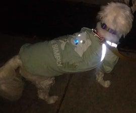 Old T-Shirt Dog Coat