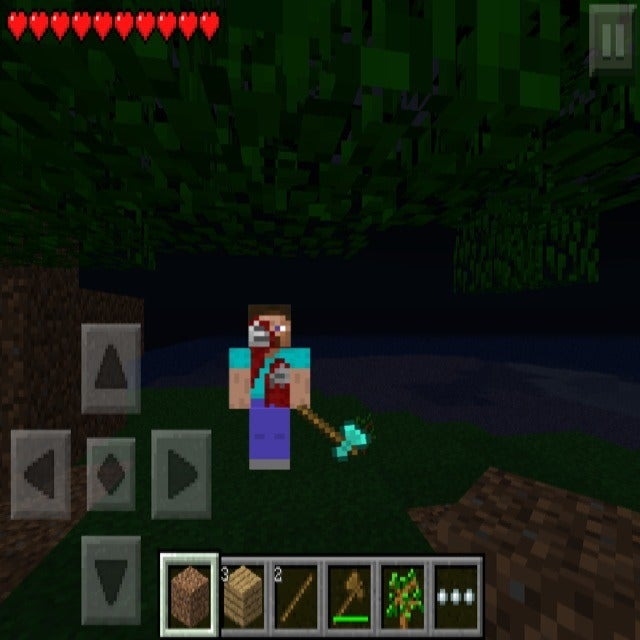 Scary Seed Need Minecraft Pe 1 0 8 3 Steps Instructables