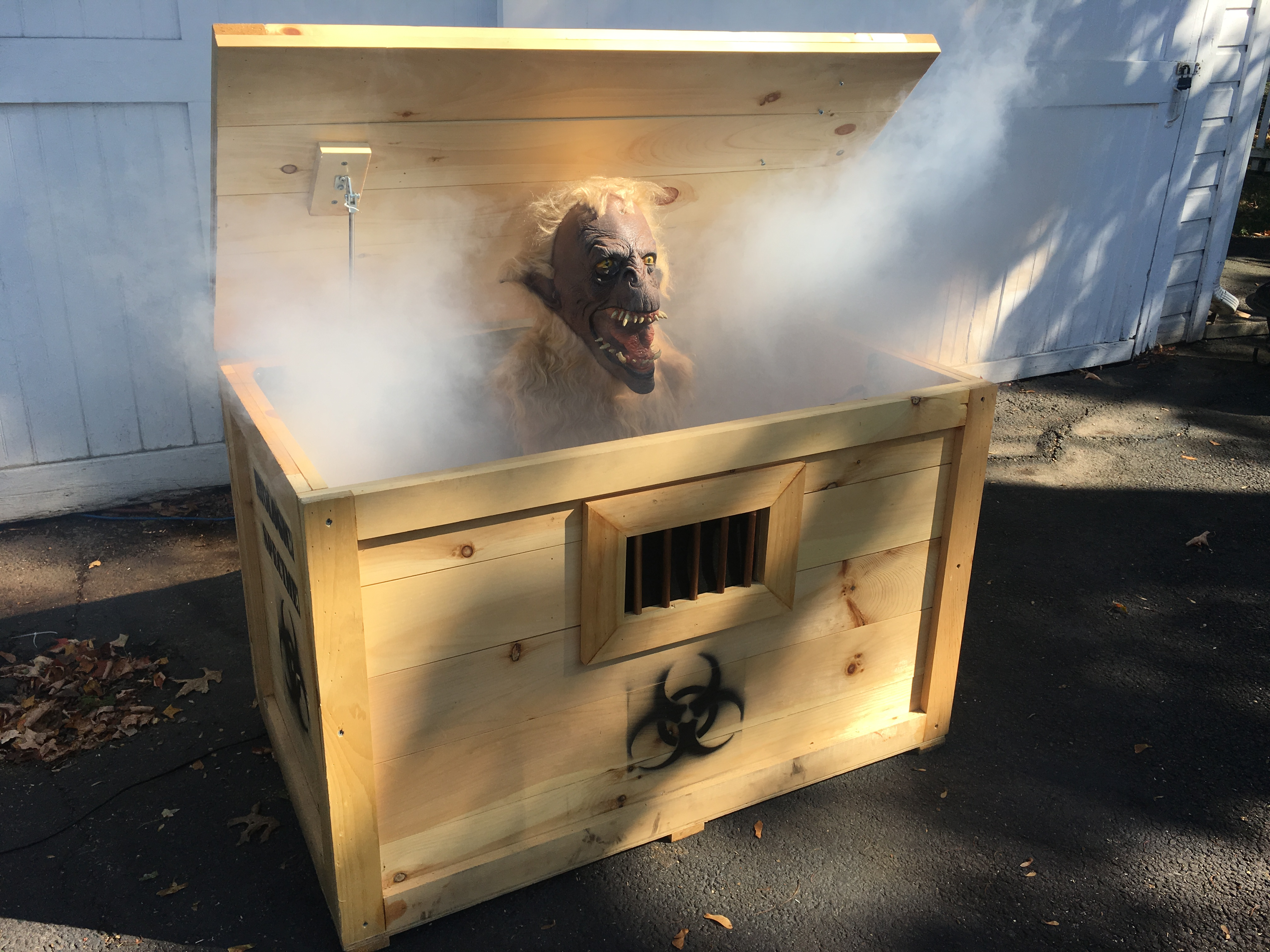 Picture of Scariest Monster in a Box - Halloween Prop