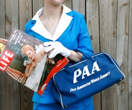 Pan Am Costume