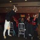 Handstand Man Costume