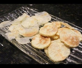 Microwave Potato Chips (Crisps)