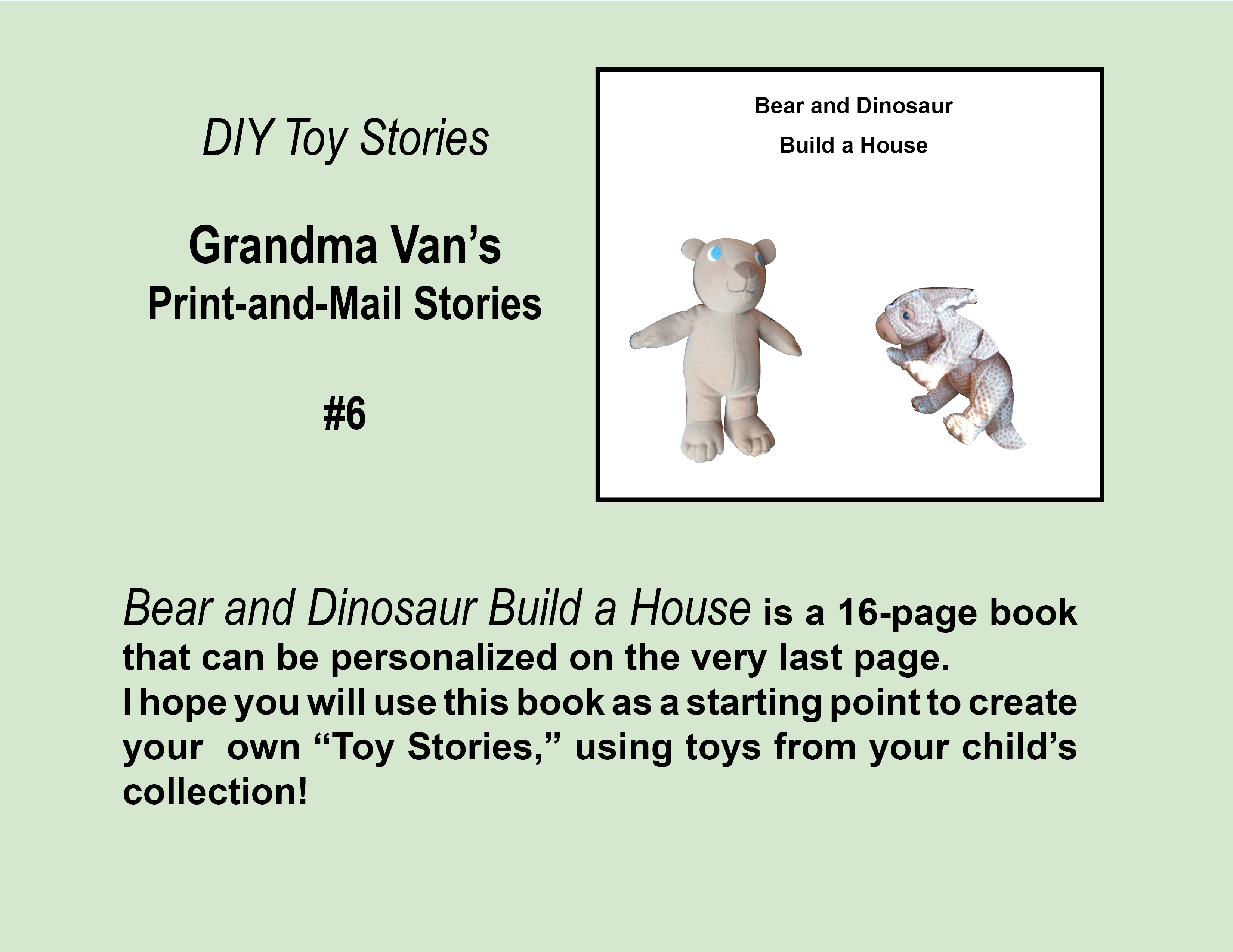 Picture of DIY Toy Stories (#6)