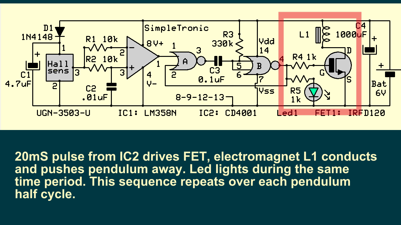 Picture of Driving FET