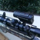 Mount HD Camera on Crossbow or Rifle Scope