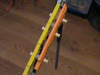 Building the Ball Loader, Main Paving, and Basket Lifter
