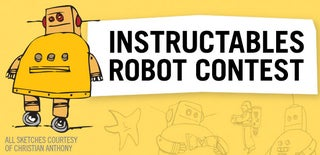 Instructables Robot Contest