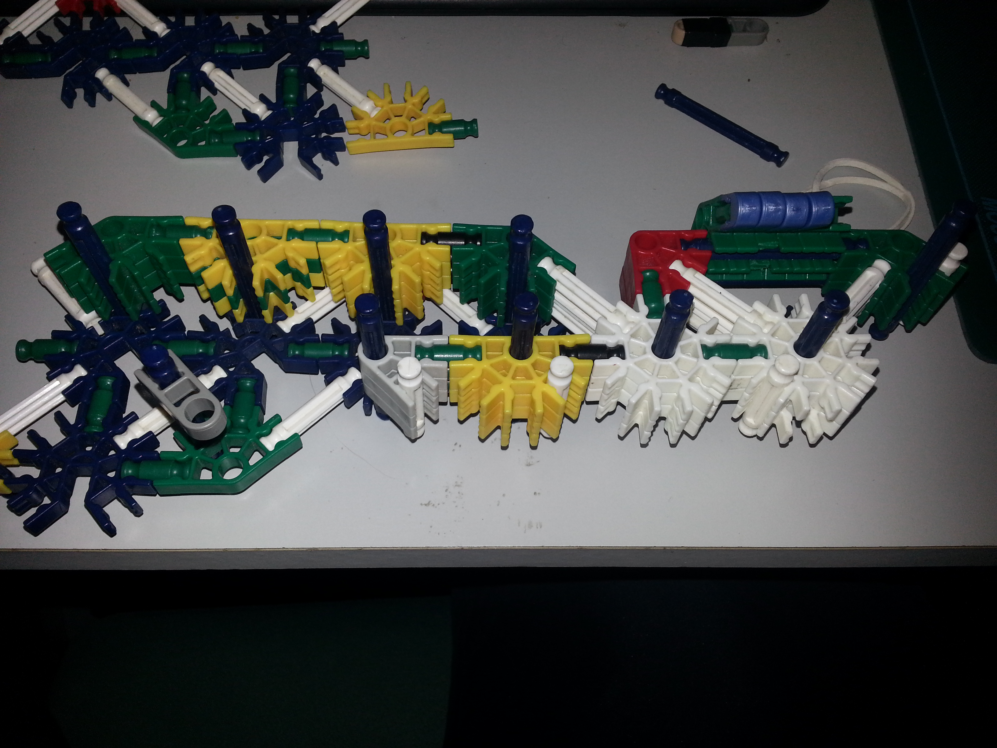 Picture of PIECING IT TOGETHER