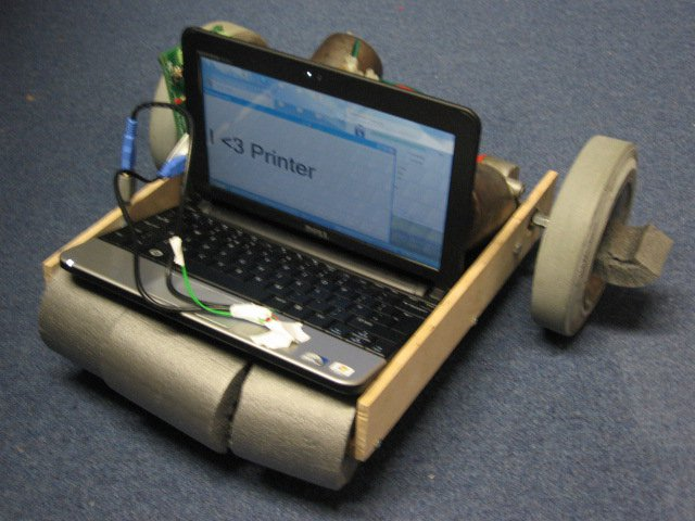 Picture of USB Robot