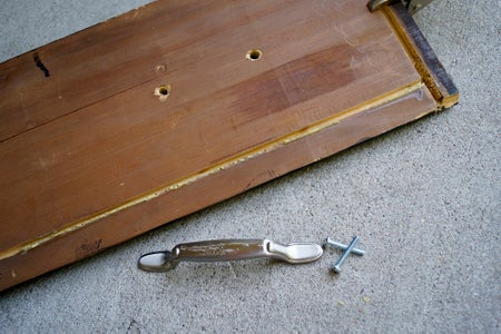 Turning an Old Drawer Into a Decorative Shelf...