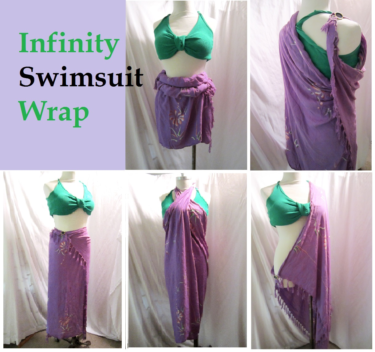 Picture of Infinity Swimsuit Wrap
