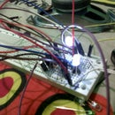 Simple Wheel LED for bicycle Wheel