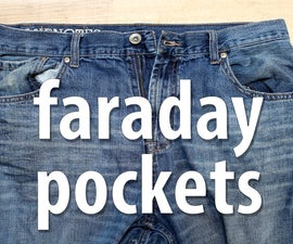 Faraday pockets