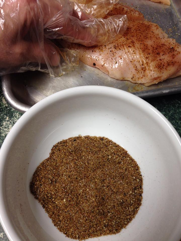 Picture of Prep and Bake the Chicken