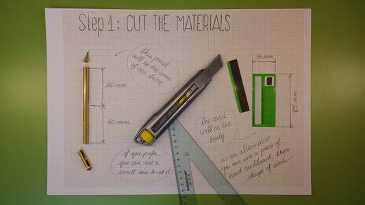 Cut the Materials