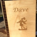 Make A Laser Etched Notebook