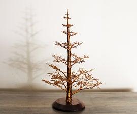 Pine Wire Tree
