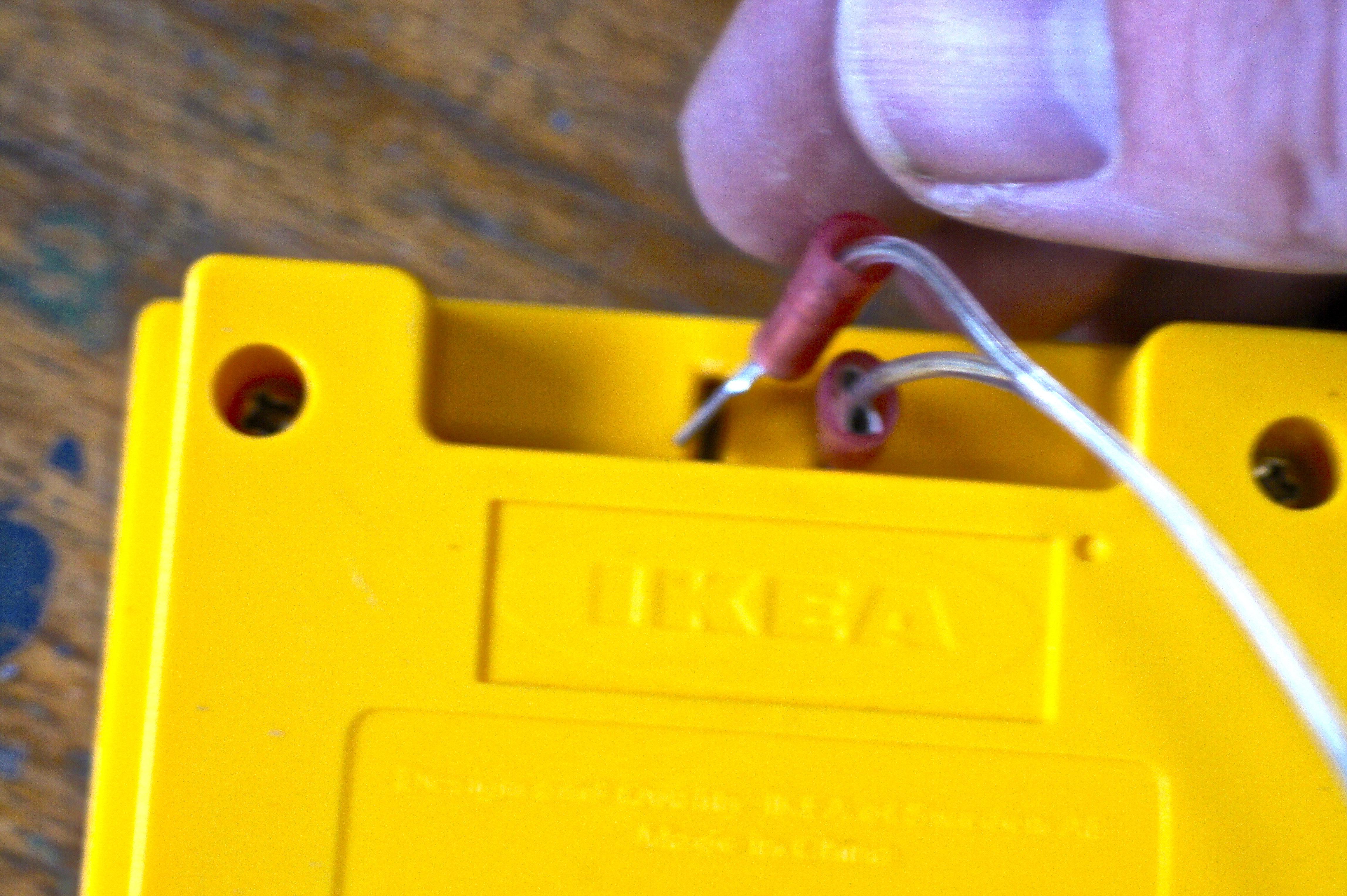 Picture of Easy IKEA SUNNAN Hack (non Destructive)