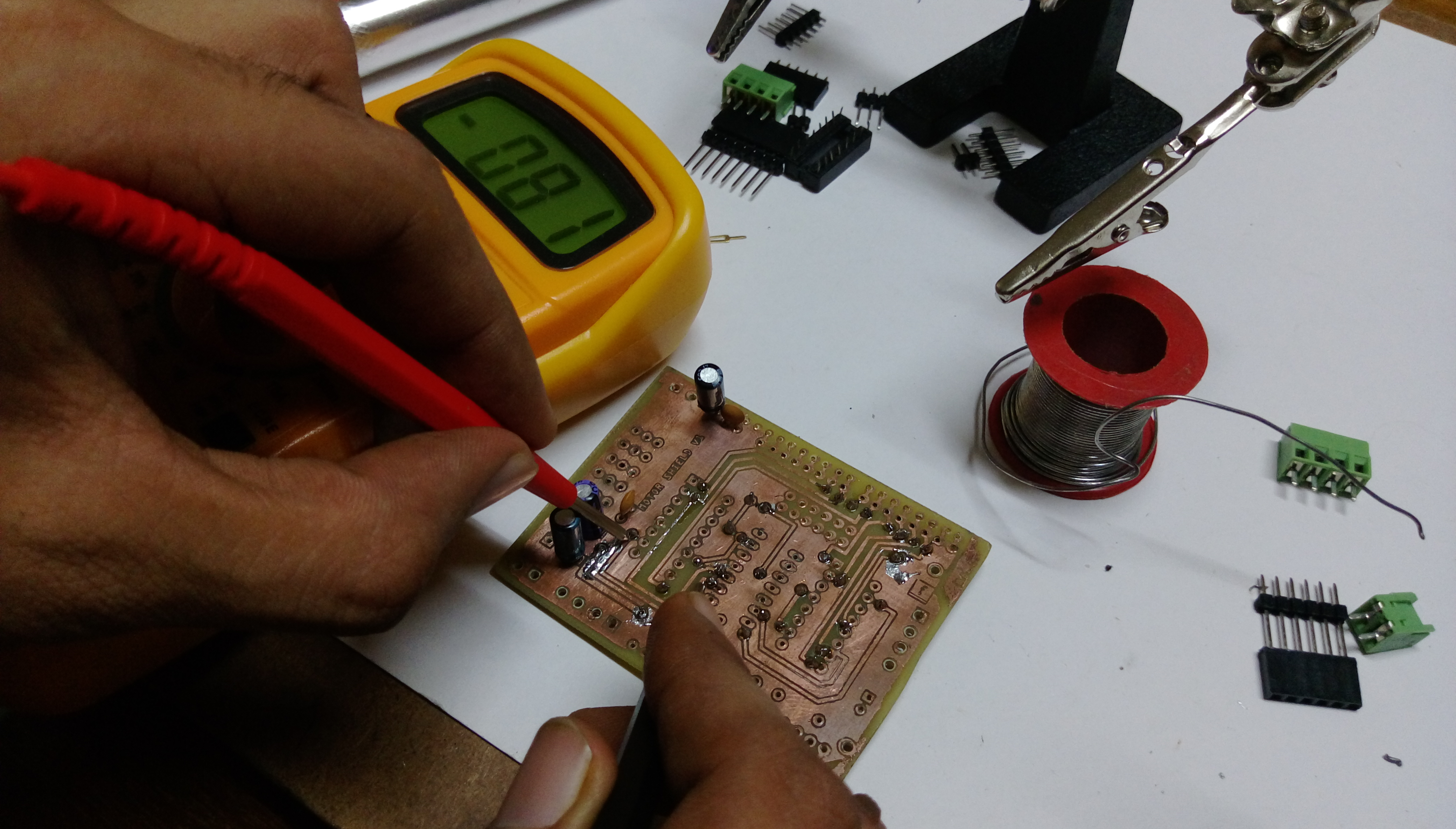 Picture of It's Time for Soldering
