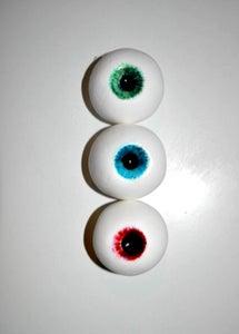 Optional Step: Jello Eye Cornea!