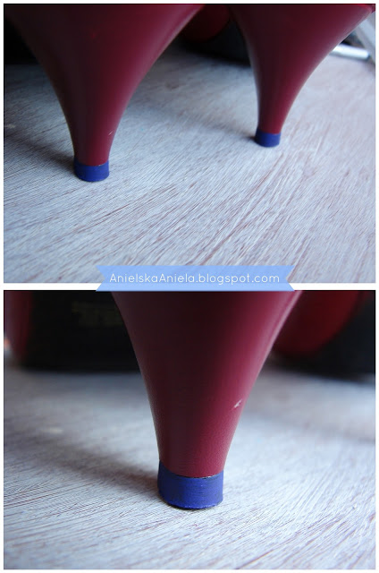 Picture of How to Change Color of the Toe Box?