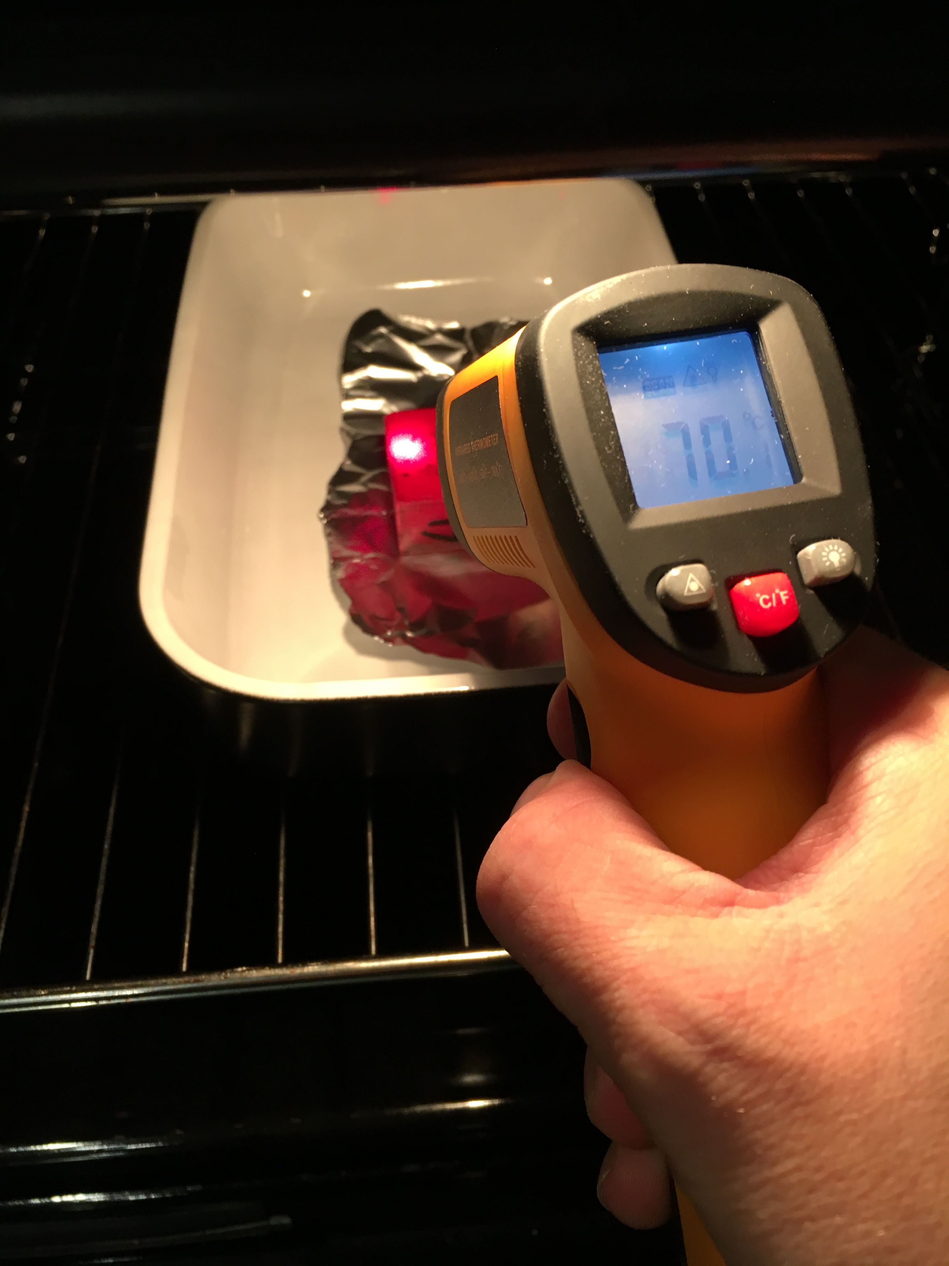 Picture of Heat in Oven