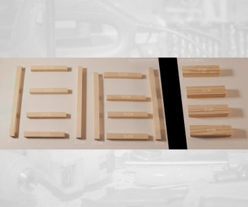Parts You Need to Cut From Wood Boards