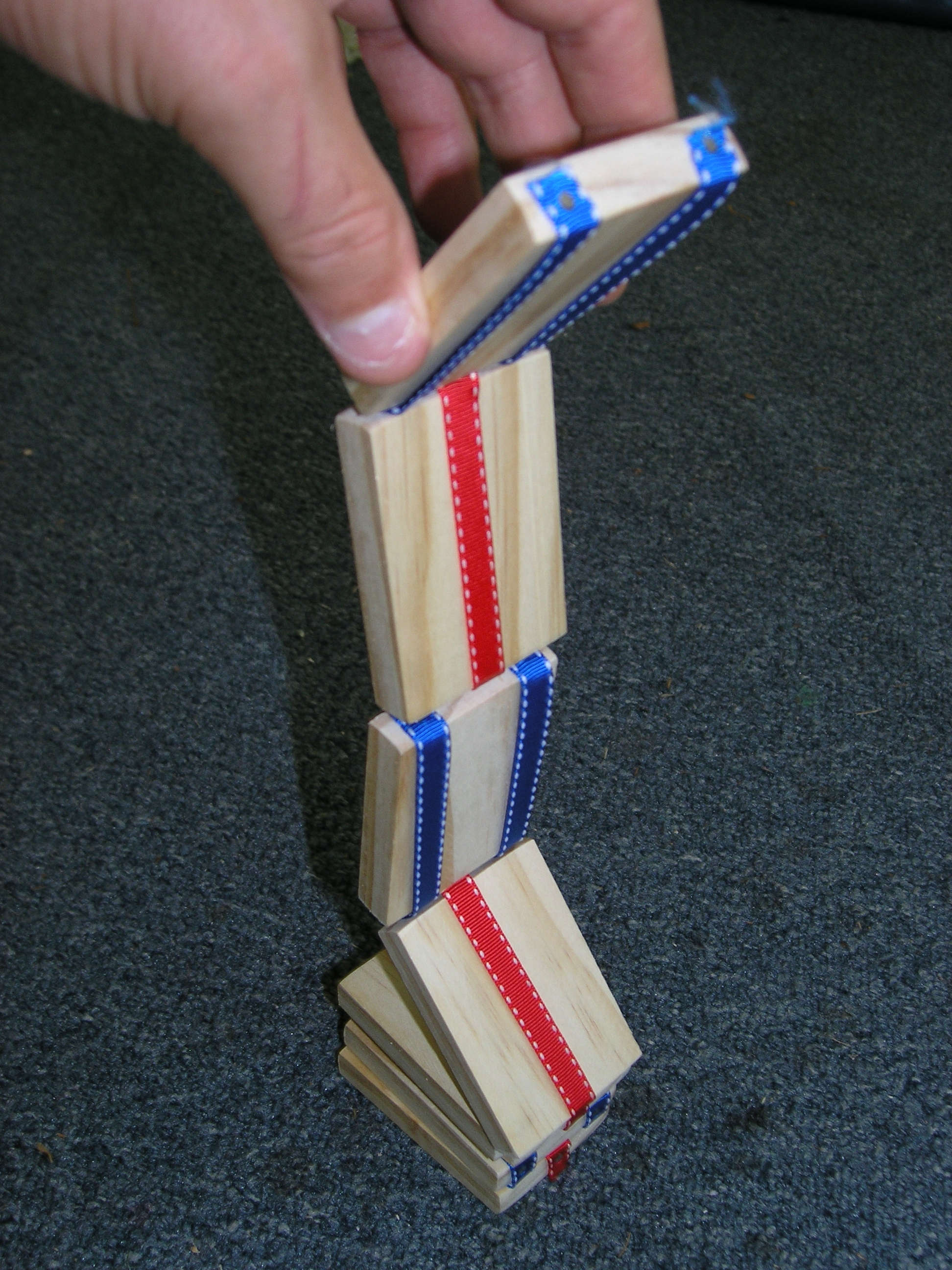 Picture of A Traditional Jacob's Ladder